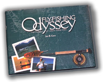 Fly-Fishing Odessy by Jon Cave