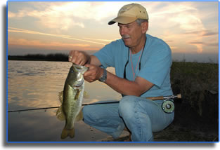 Fly Fishing for Bass